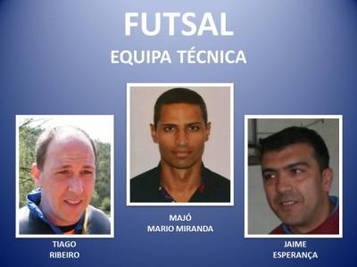 Equipa_Tecnica_Futsal