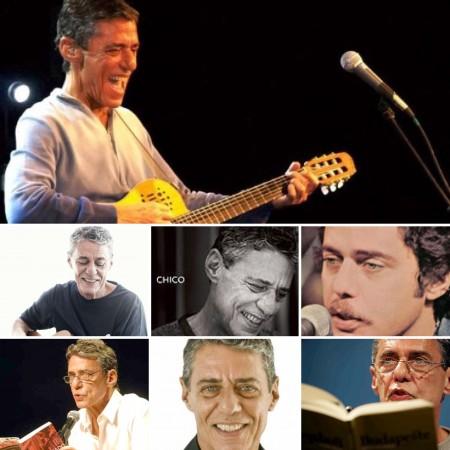 """Aula de """"Afectos, Poesia e Música """" - Chico Buarque"""